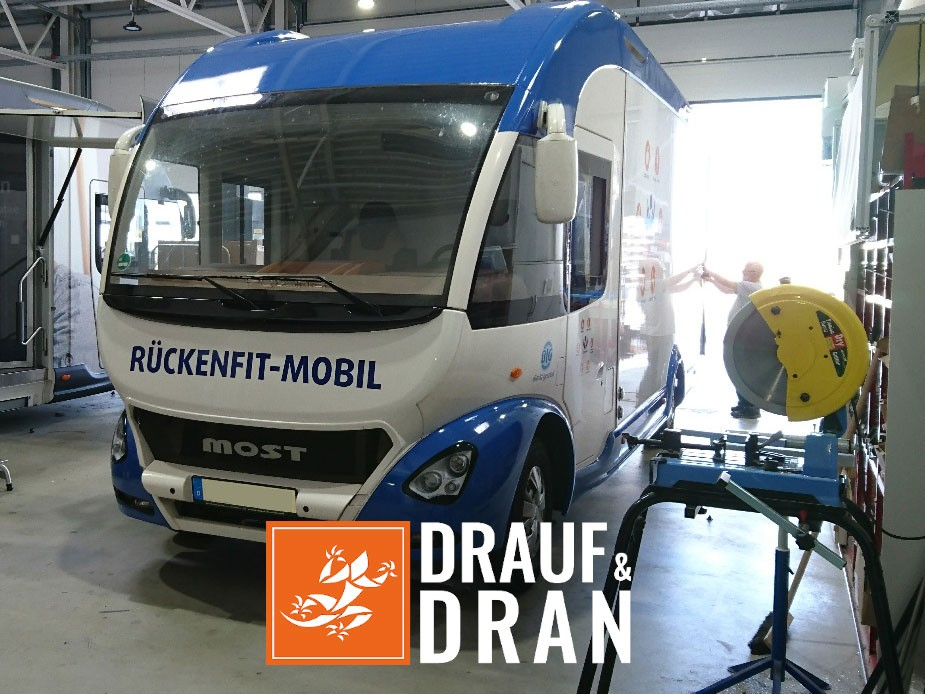 Rückenfit-Mobil